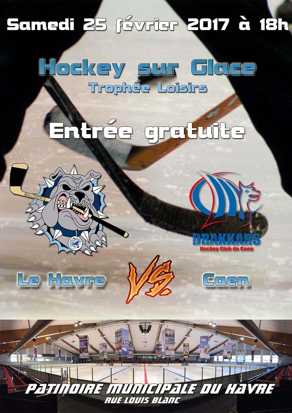 Trophée Loisirs : Poule Haute : Le Havre vs Caen, l'affiche !