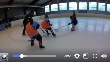 Vidéo des entraînements d'été en caméra embarquée