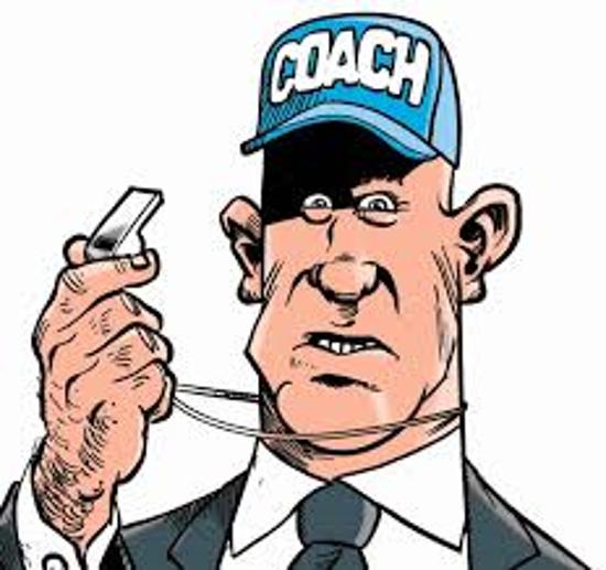 Organigramme des coachs