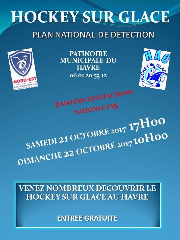 Plan national de détection U15 au Havre