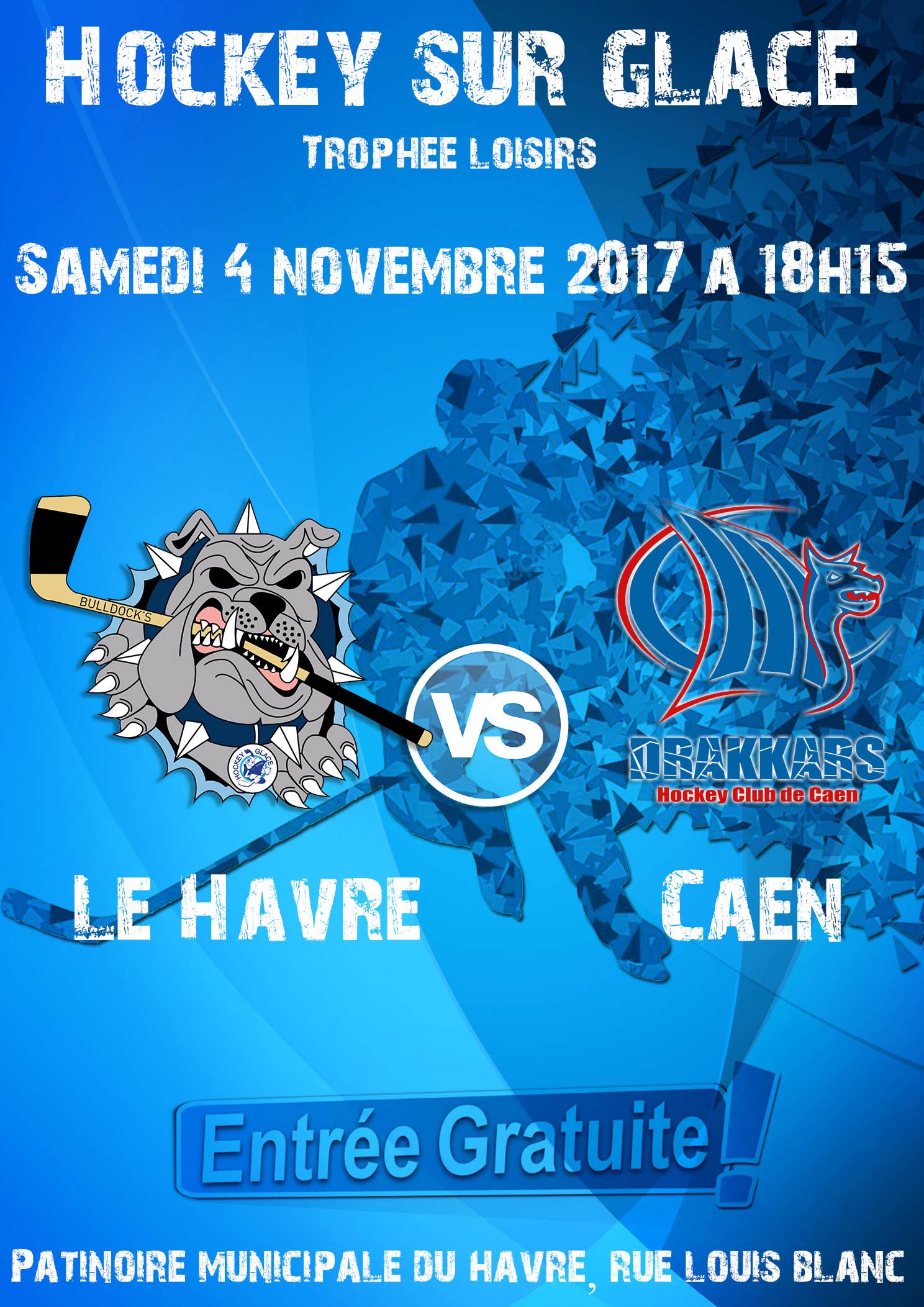 Trophée Loisirs : Le Havre vs Caen (bis) : L'affiche !
