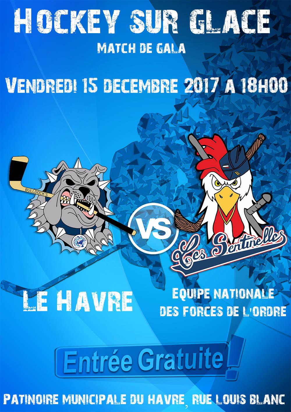 Match de gala : Le Havre vs Les Sentinelles