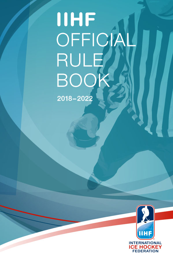 Règles de jeu IIHF 2018-2022