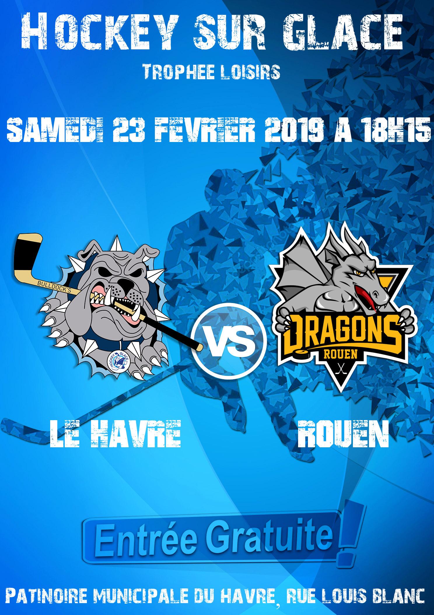 Trophée Loisirs : Le Havre vs Rouen, l'affiche !
