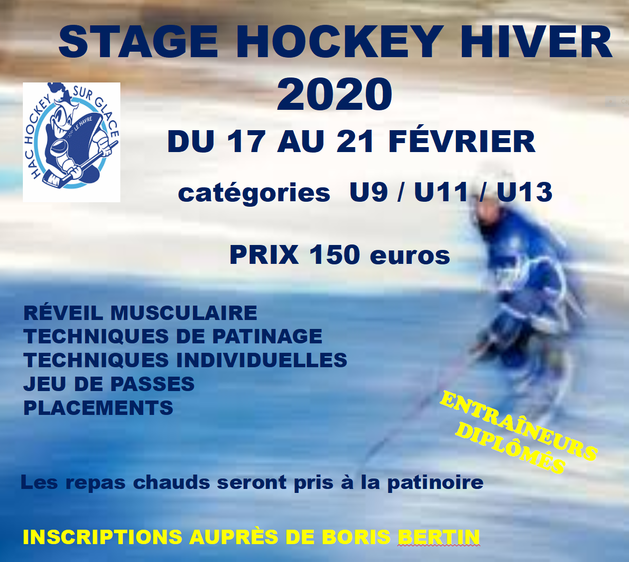 Stage hiver 2020